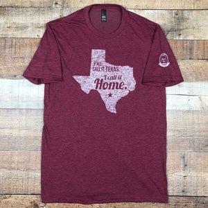 Texas I Call it Home T-Shirt